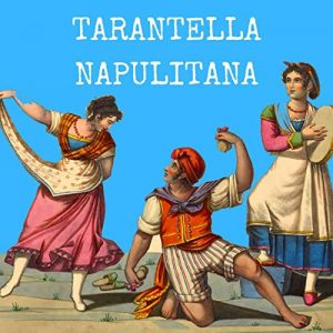 Music from the tarantella traditional folk music from Naples and southern Italy
