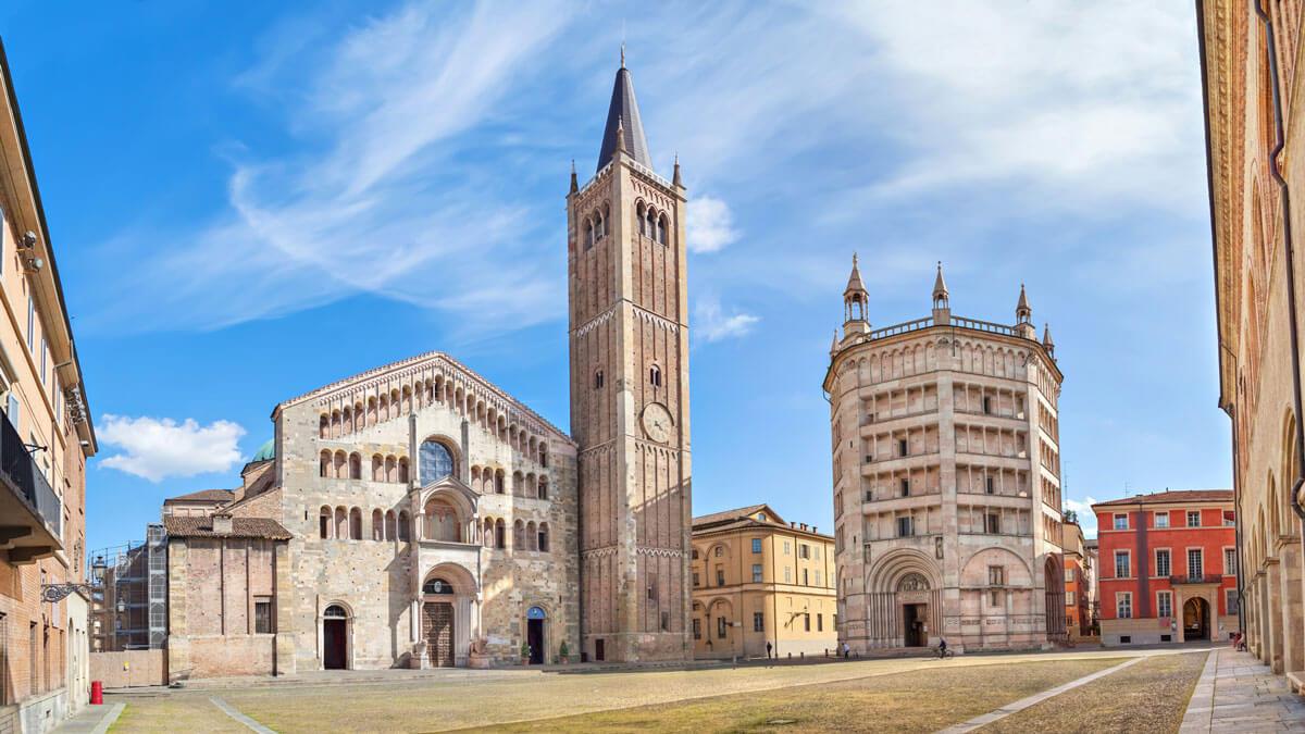 Parma Piazza